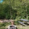 Mountain rainforest campsite # 3