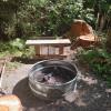 Mountain rainforest campsite # 2
