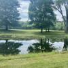 Happy Highland Homestead Pond View