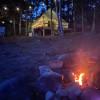 Lakeside Canvas Tent