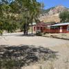 Virginia City NV Canyon Campsite
