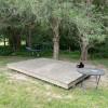 Cane Creek Camping Platform #2