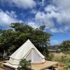 Canvas Yurt Large Site A