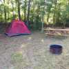 Dry Creekside Campsite