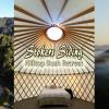 Glamping Yurt Hill Top Bush Retreat