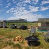 Creekside 2 bedroom Cabin Tent