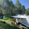 RV Camping on Arcadia Reservoir