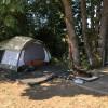 Umpqua River Glorious Campsite