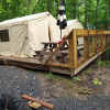 Spotted Sandpiper Glamping Site 2