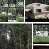 Private RV in the Woods of WASILLA!