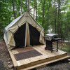Spotted Sandpiper Glamping Site 1