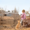 Happy Pets Farmstead with trails