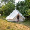 Mere's Magic Canvas Tent