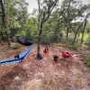 Family Farm - Wooded campsites