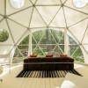 Outlier Inn Dome 2 on Farm