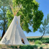 Meadow Springs Tipi and Campsite