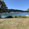 Water front campsite @ Harbor Hideaway