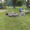 Sage Campground Campsite #1