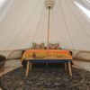 The Nest (Glamping Bell Tent)