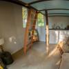 Romantic Loft Cabin - King Bed