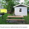 Camp Carter RV Site - Greenhouse