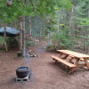 Private Suspended Tree Tent