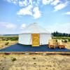 Lee Metcalf Wildlife Refuge Yurt