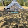 Yurt Tent Glamping