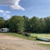 A lake side camping sanctuary