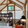 New! Heartwood Mendocino cabin #5
