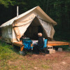 the Forest Fairy Glampy tent