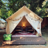 Action Sports Glamping Experience