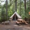 4 Meter Canvas Bell Tent Rental