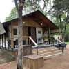 Lake Front Glamping Cabin with A/C