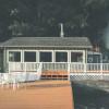 Lakefront Rustic Log Cabin