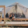 Canyonlands Desert Sunset Tent