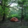 The Oak Den Tent Camping