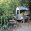 Airstream 30 ft in foresty realm