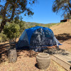 Fruit Orchard Glamping Tent