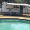 The Corgi Farm Camper