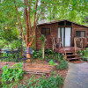 Cabin Tiny House Glamping in City