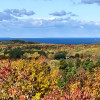 Lake Michigan Views on Working Farm