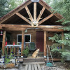 Don + Cates Place cabin and camping
