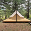 Forest Tent in the Catskills