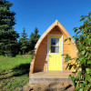 The Spruces Glamping Pods