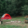Private Wooded Campsite