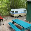 Cabin & Vintage Camper in Windham