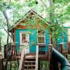 Hickory TreeHouse PlayLand & Slide!