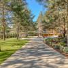 Premium cabin on private acre