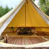 Yurt Camping @ Highland Fields Farm
